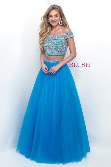 11249 Prom dress by Blush Prom