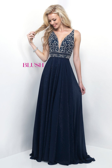 11257 Prom dress by Blush Prom