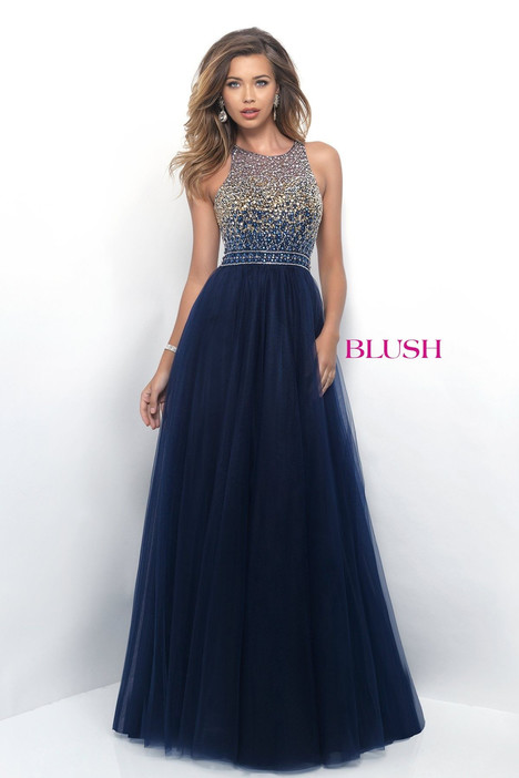 11258 Prom dress by Blush Prom
