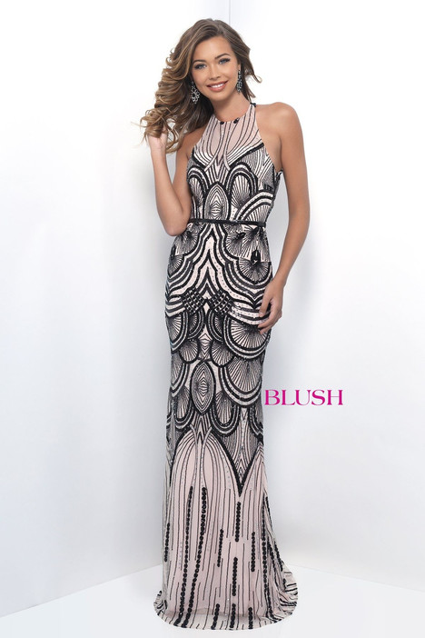 11262 gown from the 2017 Blush Prom collection, as seen on dressfinder.ca