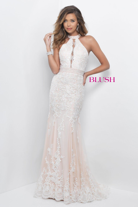 11263 Prom dress by Blush Prom