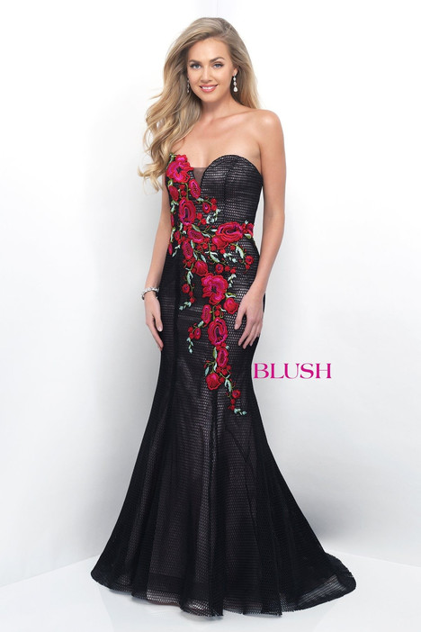 11265 Prom                                             dress by Blush Prom