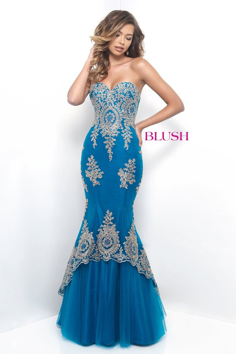 11269 Prom                                             dress by Blush Prom