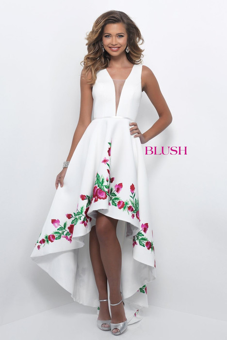11272 Prom dress by Blush Prom