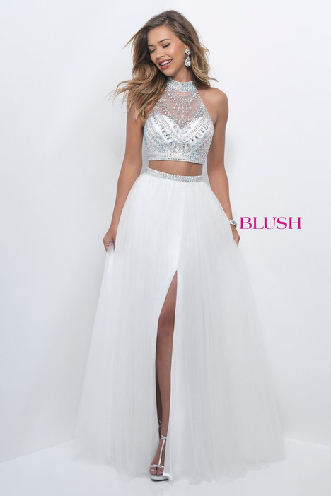11278 gown from the 2017 Blush Prom collection, as seen on dressfinder.ca