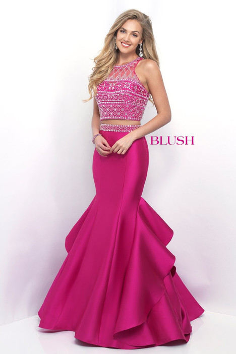 11287 gown from the 2017 Blush Prom collection, as seen on dressfinder.ca