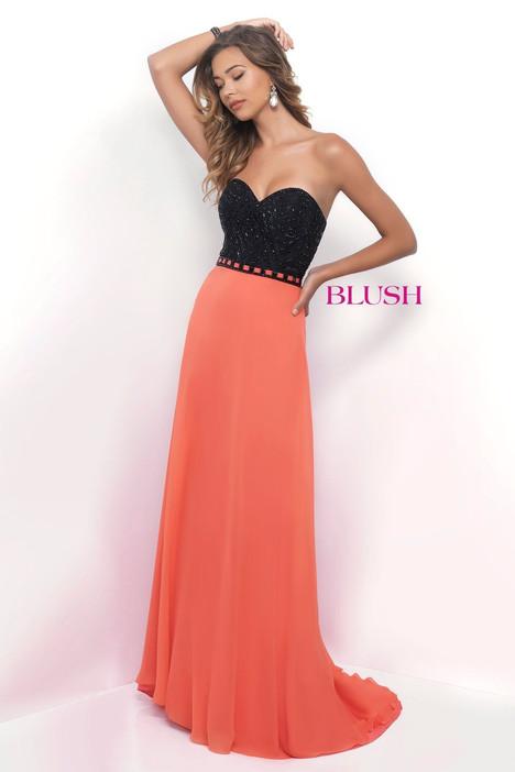 11303 Prom                                             dress by Blush Prom