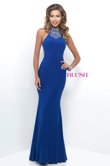 11307 gown from the 2017 Blush Prom collection, as seen on dressfinder.ca