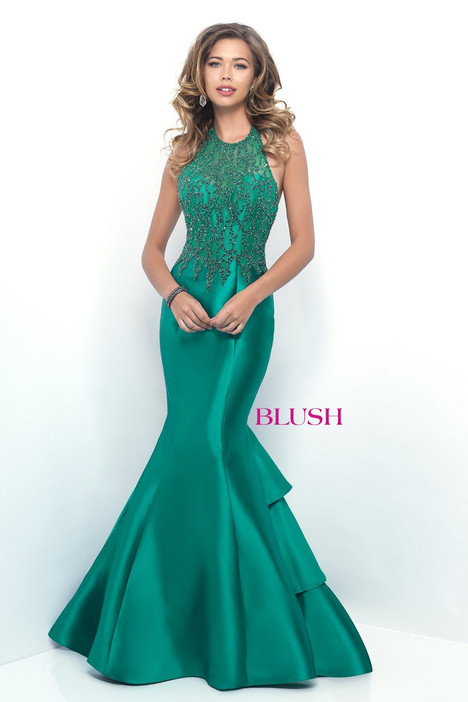 11312 Prom dress by Blush Prom