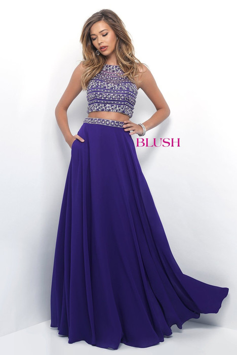 11328 Prom dress by Blush Prom