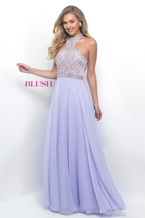 11345 gown from the 2017 Blush Prom collection, as seen on dressfinder.ca
