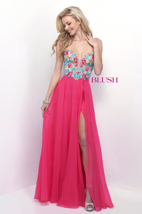 11350 gown from the 2017 Blush Prom collection, as seen on dressfinder.ca
