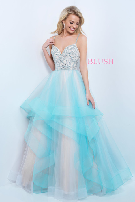 11394 gown from the 2017 Blush Prom collection, as seen on dressfinder.ca