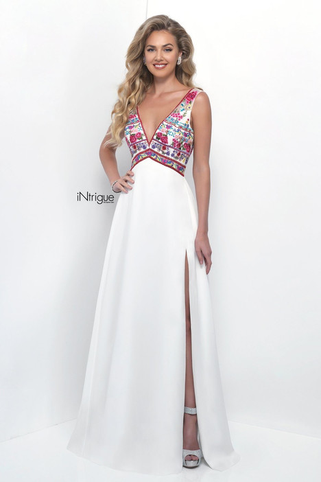 254 Prom                                             dress by iNtrigue by Blush Prom