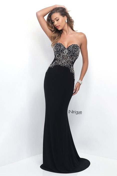 257 Prom                                             dress by iNtrigue by Blush Prom