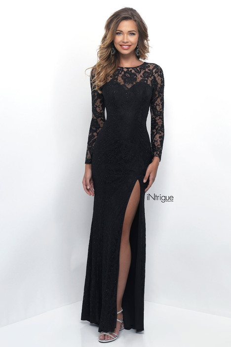 258 Prom                                             dress by iNtrigue by Blush Prom