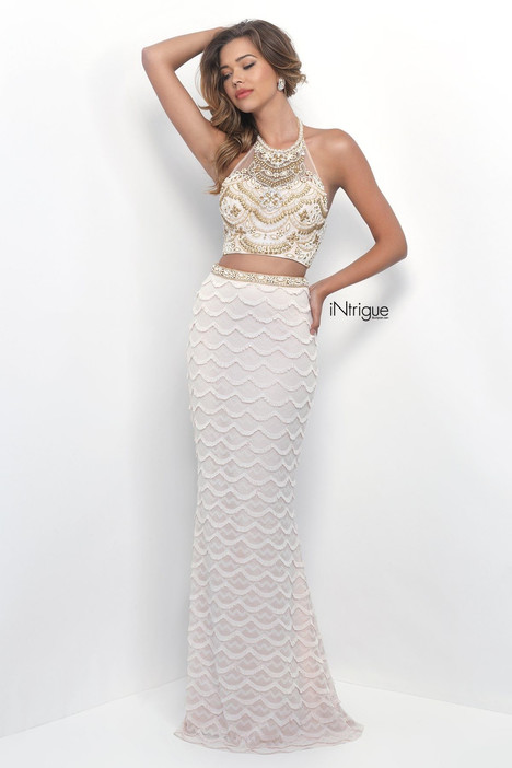 263 Prom                                             dress by iNtrigue by Blush Prom