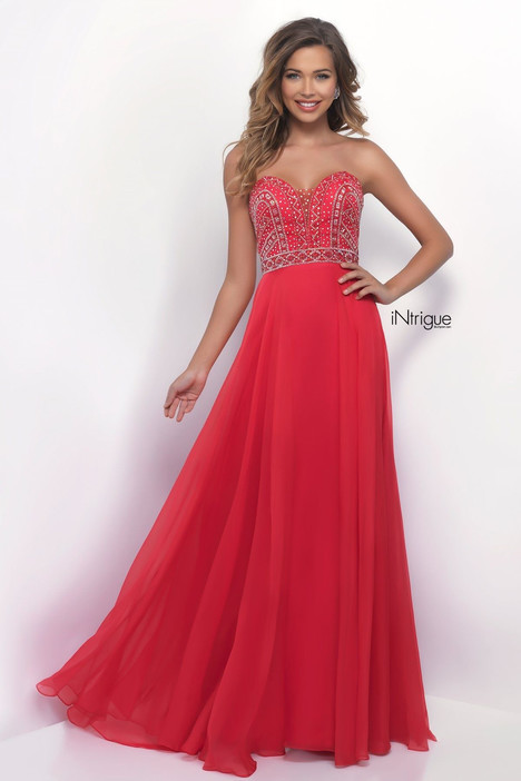 269 Prom                                             dress by iNtrigue by Blush Prom