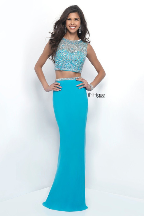 271 Prom                                             dress by iNtrigue by Blush Prom
