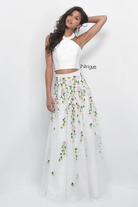 274 Prom                                             dress by iNtrigue by Blush Prom
