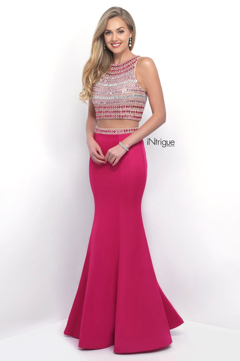 282 Prom                                             dress by iNtrigue by Blush Prom
