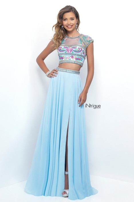 287 Prom                                             dress by iNtrigue by Blush Prom