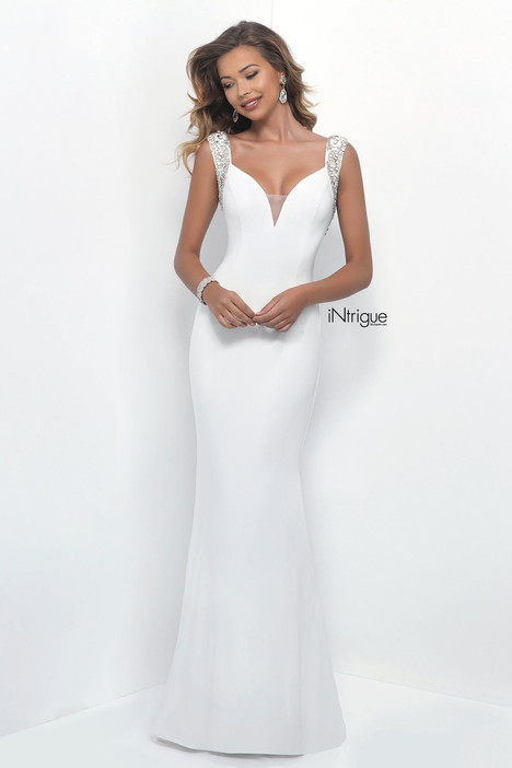 300 Prom                                             dress by iNtrigue by Blush Prom