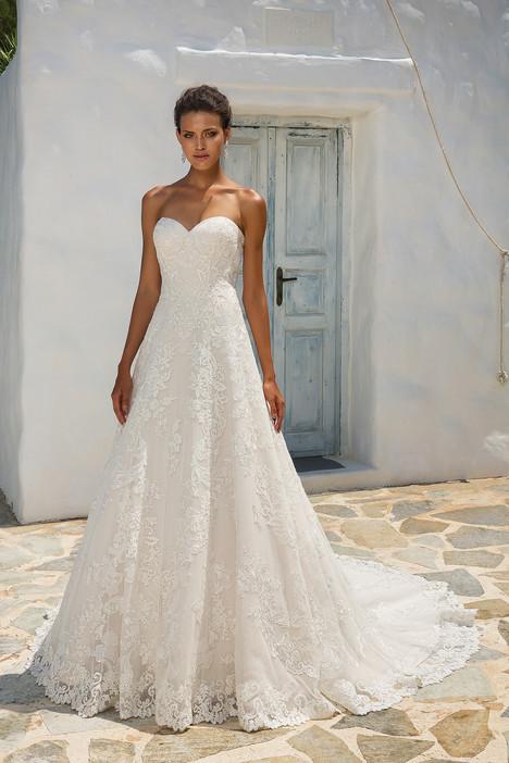 8955 (2) Wedding                                          dress by Justin Alexander