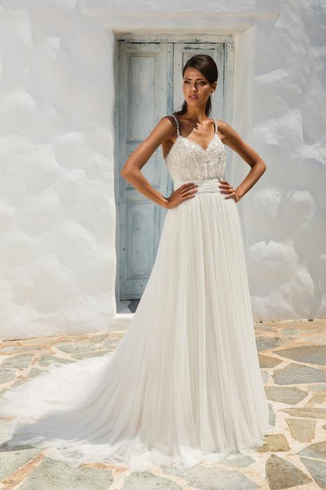 8956 Wedding                                          dress by Justin Alexander