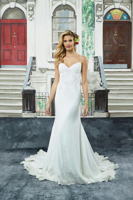 8941 Wedding                                          dress by Justin Alexander