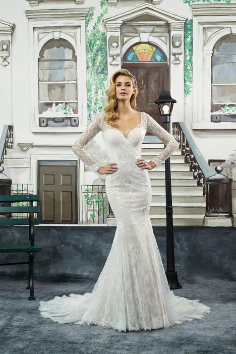 8959 Wedding                                          dress by Justin Alexander