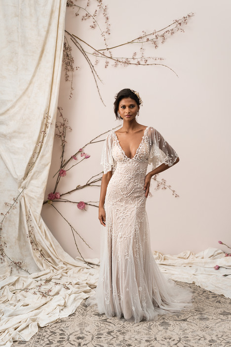 9890 Wedding                                          dress by Justin Alexander Signature