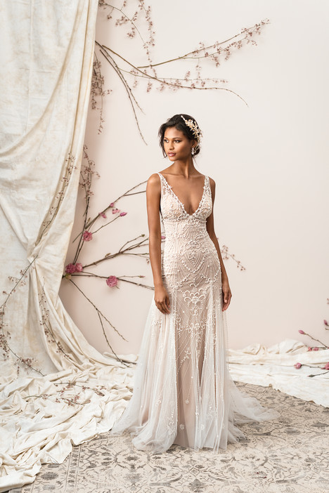 9890 (2) Wedding                                          dress by Justin Alexander Signature