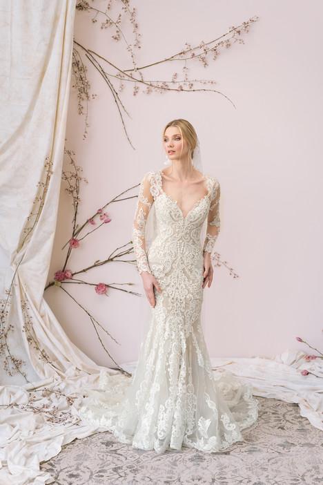 9892 Wedding                                          dress by Justin Alexander Signature