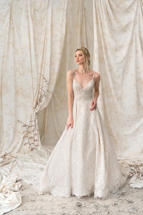 9895 Wedding                                          dress by Justin Alexander Signature