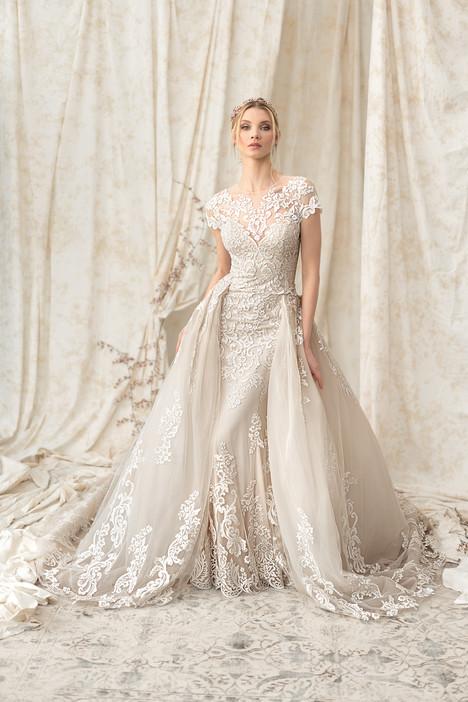 9899 (+ over skirt) Wedding                                          dress by Justin Alexander Signature