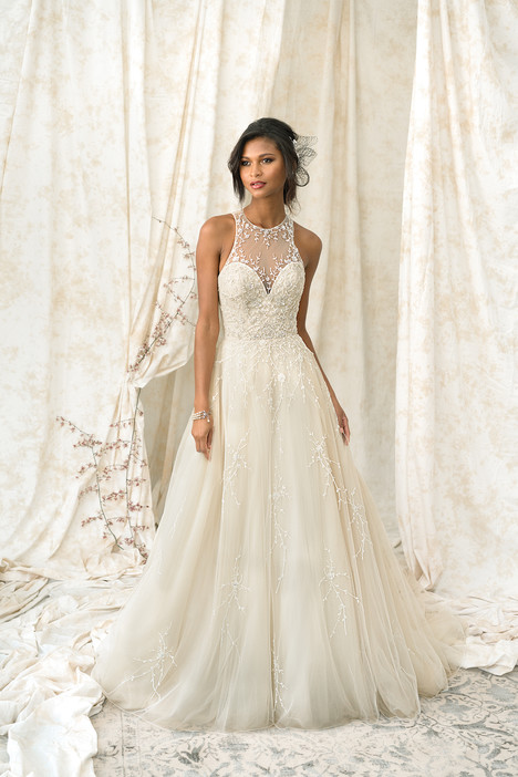 9900 Wedding                                          dress by Justin Alexander Signature