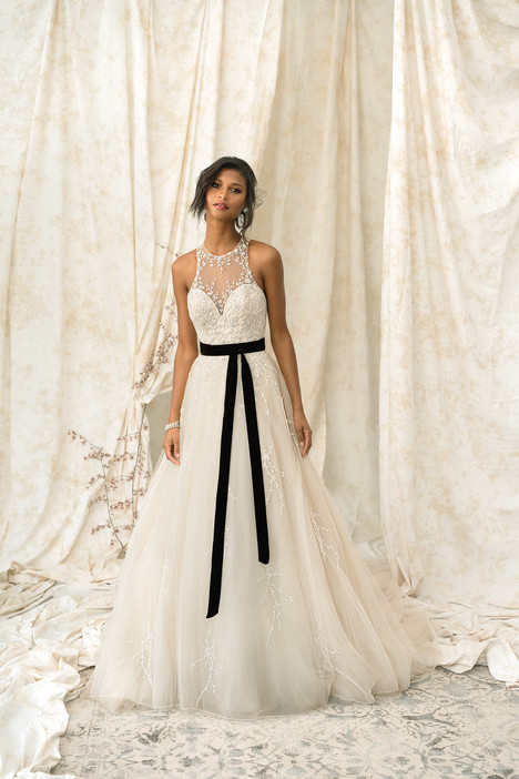 9900 (2) Wedding                                          dress by Justin Alexander Signature