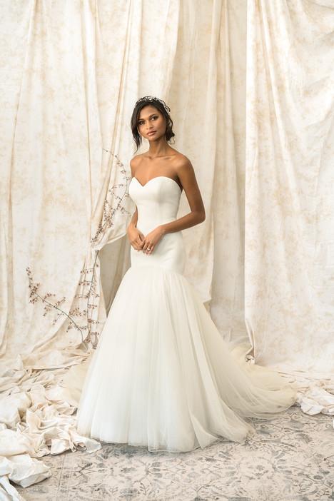 9903 Wedding                                          dress by Justin Alexander Signature