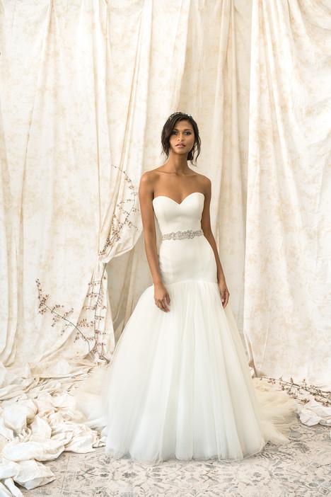 9903 (2) Wedding                                          dress by Justin Alexander Signature
