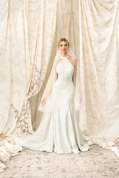 9905 Wedding                                          dress by Justin Alexander Signature