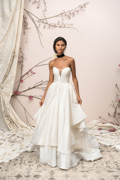 9906 Wedding                                          dress by Justin Alexander Signature