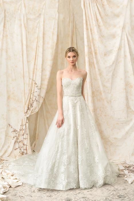 9907 Wedding                                          dress by Justin Alexander Signature