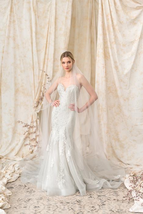 9908 Wedding                                          dress by Justin Alexander Signature