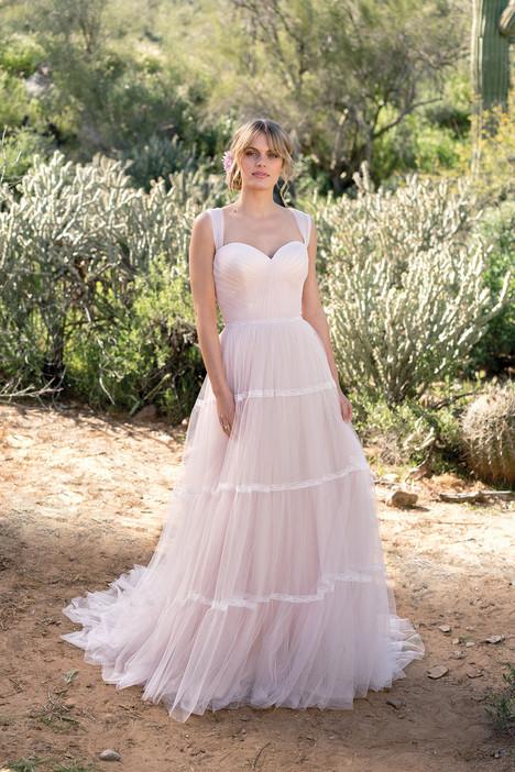 6529 Wedding                                          dress by Lillian West