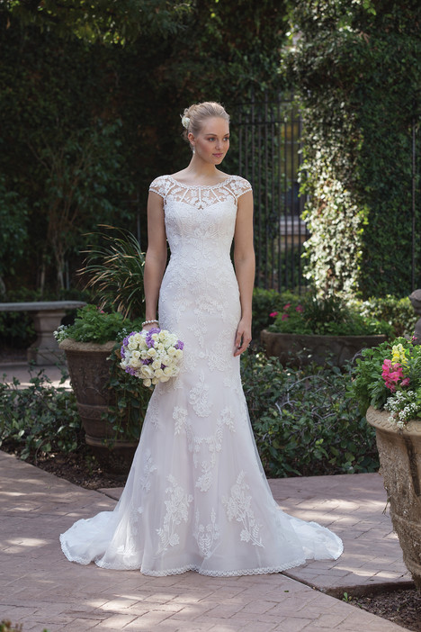 4018 Wedding                                          dress by Sincerity