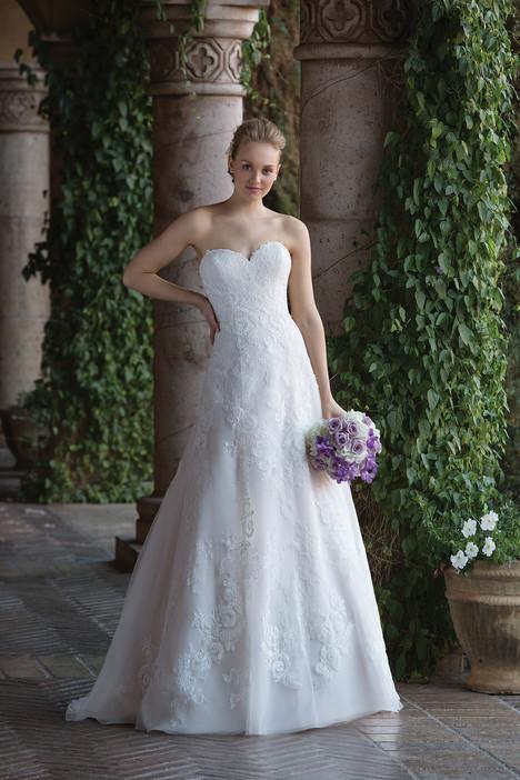 4024 (2) Wedding                                          dress by Sincerity