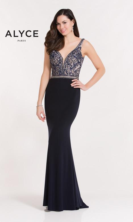 27178 Prom                                             dress by Alyce Paris
