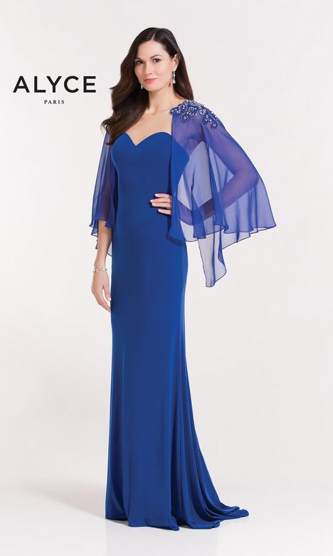 27181 Prom                                             dress by Alyce Paris