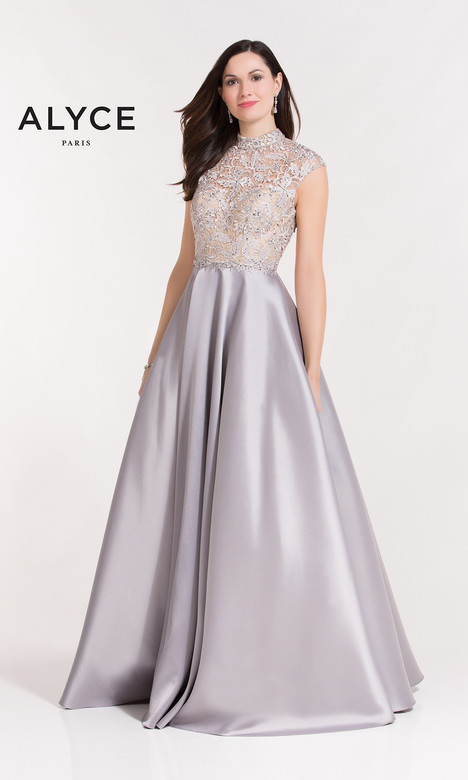 27182 gown from the 2017 Alyce Paris collection, as seen on dressfinder.ca